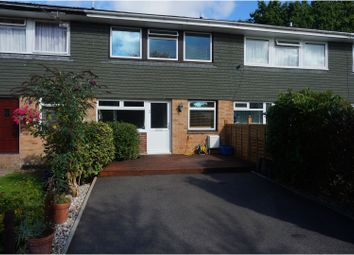 Thumbnail 3 bed terraced house for sale in Windsor Place, Crowborough