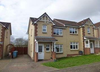 Thumbnail 3 bed semi-detached house for sale in Claremount View, Coatbridge