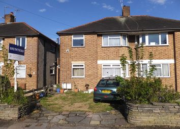 Thumbnail 2 bed maisonette to rent in Reynolds Close, Carshalton, Surrey