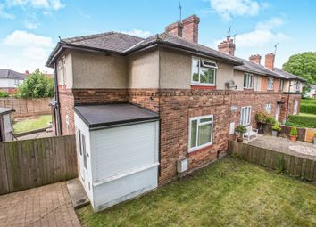 Thumbnail 3 bed end terrace house for sale in St. Andrews Crescent, Harrogate
