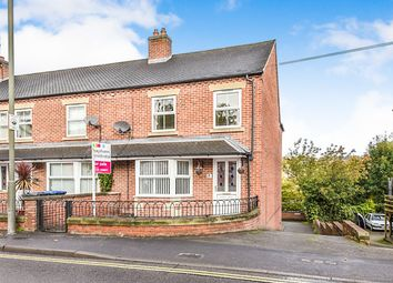 Thumbnail 3 bed end terrace house for sale in Station Street, Ashbourne