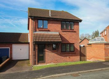 Thumbnail Detached house to rent in Claudian Close, Haverhill