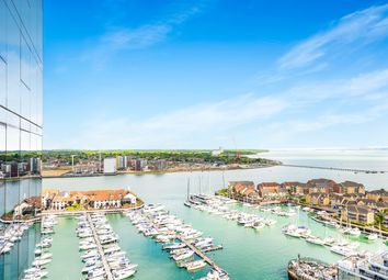 Thumbnail 3 bed flat for sale in The Moresby Tower, Ocean Way, Southampton