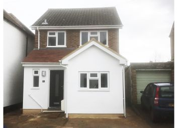 Thumbnail 3 bed detached house for sale in Hollow Lane, Canterbury