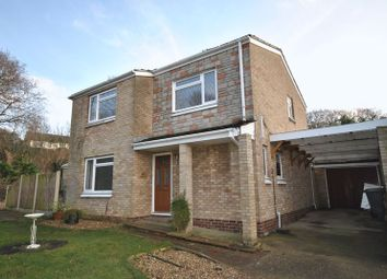Thumbnail 4 bedroom detached house for sale in Dryden Road, Taverham, Norwich