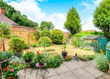 Thumbnail 3 bed flat for sale in Frythe Close, Kenilworth