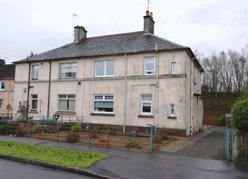 Thumbnail 2 bed flat for sale in Glenriddet Avenue, Kilbirnie