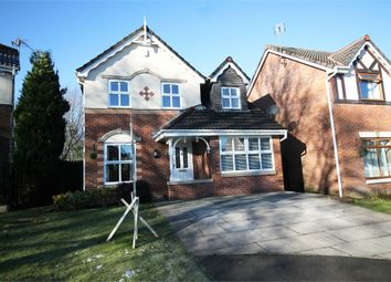 Thumbnail 3 bedroom detached house for sale in Hebble Close, Bradshaw, Bolton, Lancashire