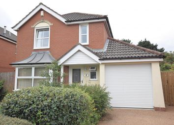 Thumbnail 4 bed detached house for sale in Newby Farm Crescent, Scarborough, North Yorkshire