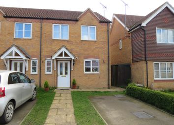 Thumbnail 2 bed semi-detached house for sale in John Harrison Way, Holbeach, Spalding