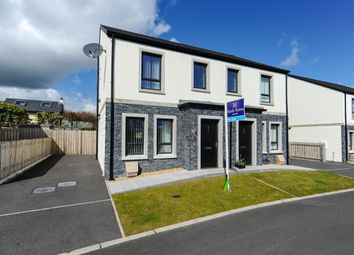 Thumbnail 3 bed semi-detached house for sale in Spinners Gate, Balloo, Killinchy