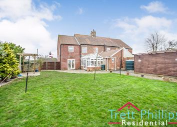 Thumbnail 4 bed semi-detached house for sale in Whimpwell Street, Happisburgh, Norwich