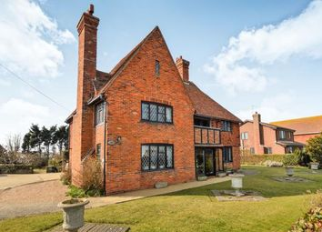 Thumbnail 4 bed detached house for sale in The Parade, Greatstone, New Romney, Kent