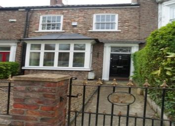 Thumbnail 3 bed terraced house to rent in Heworth Green, York