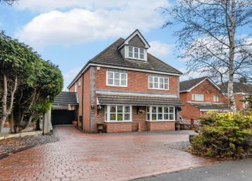 Thumbnail 6 bed detached house for sale in Vicarage Lane, Ash Green, Coventry