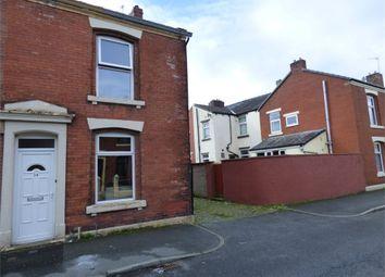 Thumbnail 3 bed end terrace house for sale in New Wellington Street, Blackburn, Lancashire