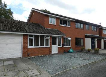 Thumbnail 3 bed mews house for sale in Havisham Close, Locking Stumps, Warrington