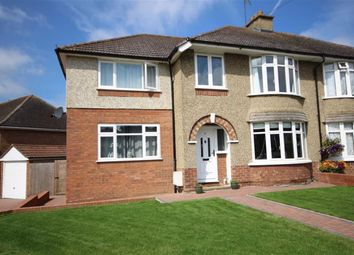 Thumbnail 3 bed semi-detached house for sale in Ambrose Road, Old Town, Swindon