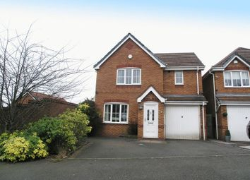 Thumbnail 3 bed detached house for sale in Oldbury, Tividale, Mallen Drive
