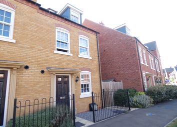 Thumbnail 4 bed town house to rent in Wilkinson Road, Kempston, Bedford