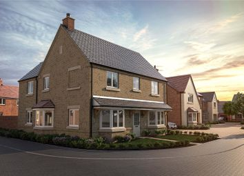 Thumbnail 4 bed detached house for sale in High Street, Silsoe, Bedfordshire