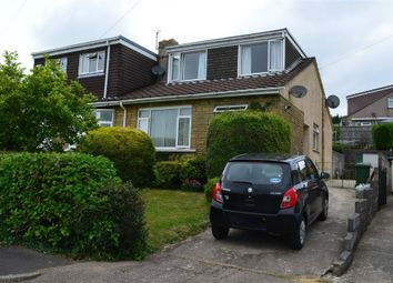 Thumbnail 3 bed semi-detached bungalow for sale in Hillcrest, Brynna, Pontyclun, Mid Glamorgan