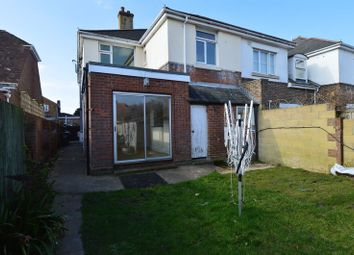 Thumbnail 4 bed terraced house to rent in Kingfisher Park, Browndown Road, Lee-On-The-Solent