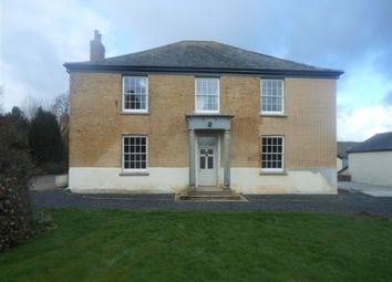 Thumbnail 5 bed detached house to rent in Wembworthy, Chulmleigh