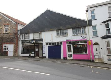 Property for sale in Marlborough Road, Ilfracombe EX34