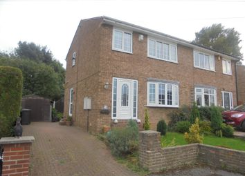 Thumbnail 3 bed semi-detached house for sale in Aldbury Close, Barnsley