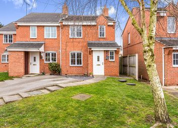 Thumbnail 3 bedroom semi-detached house for sale in Russett Close, Barwell, Leicester