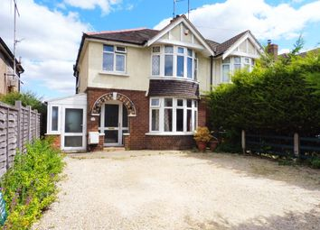 Thumbnail 3 bed semi-detached house for sale in Cricklade Road, Swindon
