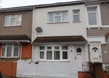 Thumbnail 4 bed terraced house for sale in Beatrice Street, Swindon