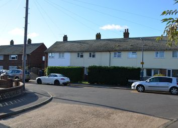 Thumbnail 2 bed terraced house for sale in Elizabeth Way, Felixstowe