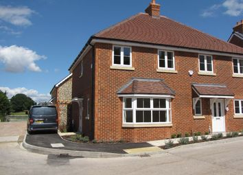Thumbnail 3 bed semi-detached house to rent in Malthouse Way, Horndean, Waterlooville