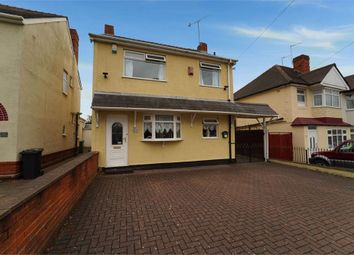Thumbnail 4 bed detached house for sale in Dudley Wood Road, Dudley, West Midlands