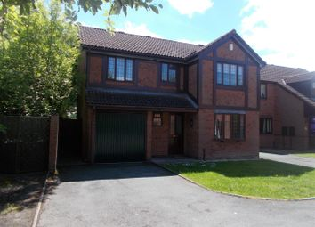 Thumbnail 4 bed detached house for sale in Katesway, Herongate, Shrewsbury