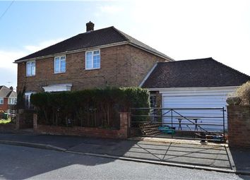 Thumbnail 4 bed detached house for sale in Newmans Way, Hastings, East Sussex
