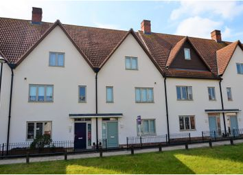 Thumbnail 4 bedroom town house for sale in Mill Pond Drive, Upton, Northampton