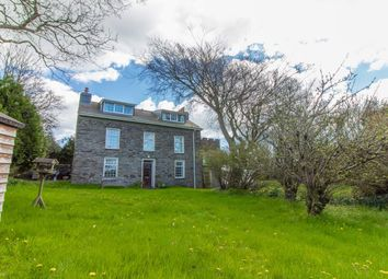 Thumbnail 5 bed detached house for sale in Ballachurry House, Main Road, Santon