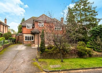 Thumbnail 4 bed detached house to rent in Mizen Close, Cobham