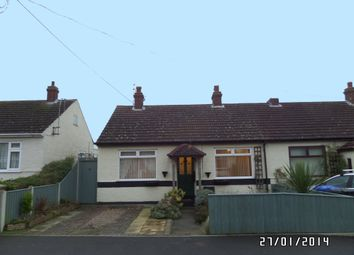 Thumbnail 2 bedroom semi-detached bungalow to rent in Beech Road, Carlton Colville, Lowestoft