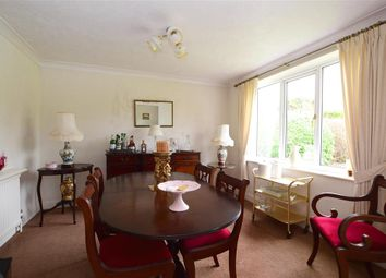 Thumbnail 3 bed detached bungalow for sale in Hazelhurst Crescent, Worthing, West Sussex