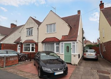 Thumbnail 3 bed semi-detached house for sale in Sandon Road, Nuneaton