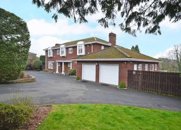 Thumbnail 5 bed detached house for sale in Glasllwch View, Newport