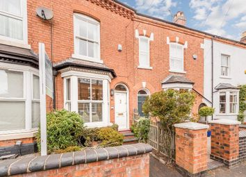 3 bed terraced house for sale in Clarence Road, Harborne, Birmingham, West Midlands B17