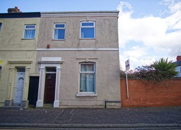 Thumbnail 3 bedroom end terrace house to rent in Plungington Road, Fulwood, Preston