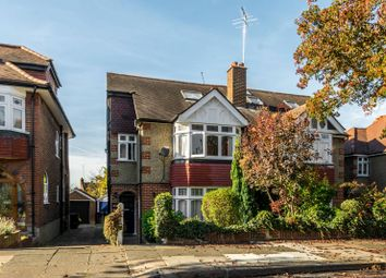 Thumbnail 5 bed semi-detached house for sale in Ainsdale Road, North Ealing