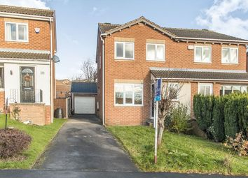 Thumbnail 3 bed semi-detached house to rent in Heatherdale Road, Tingley, Wakefield