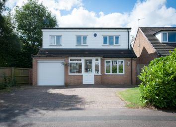 Thumbnail 3 bed detached house for sale in Homestead Drive, Sutton Coldfield